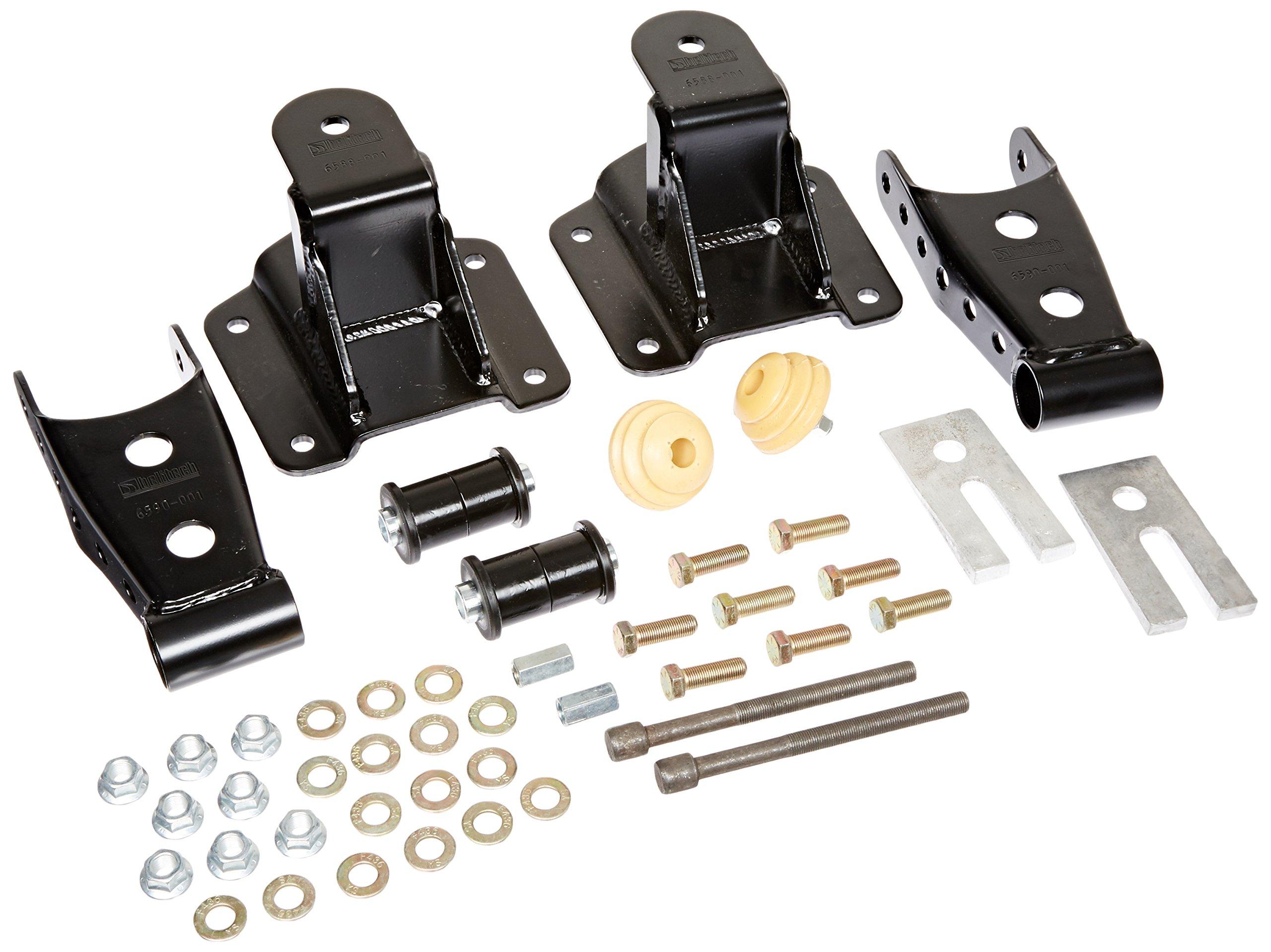 Belltech 6594 Shackle and Hanger Kit