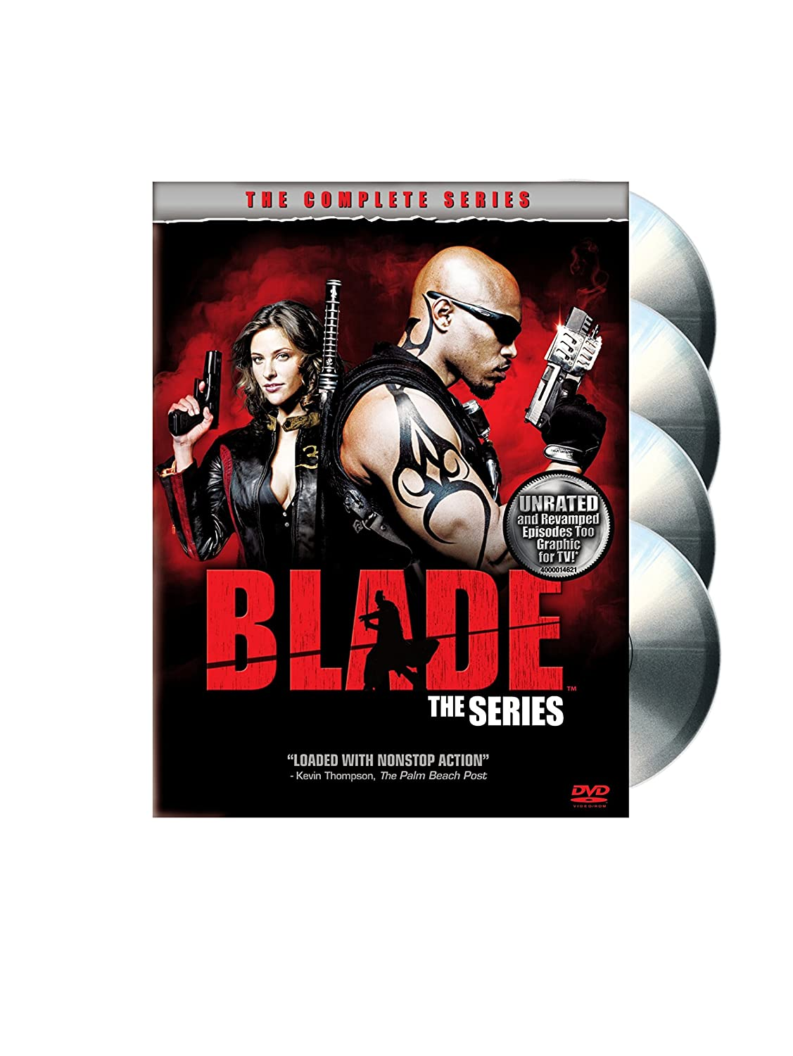 Amazon.com: Blade: The Complete Series: Kirk Jones, Jill ...