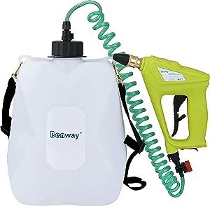 1.3Gallon 3.6V/2.0AH SANYO Lithium Battery Portable Electric Garden Sprayer