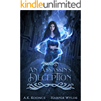 An Assassin's Deception: A Reverse Harem Series (The Huntress Series Book 2)