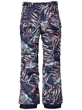 O Neill Niños Pantalones de Snowboard Encanto Ajustado Pantalones Chica 74d76e55f3ff