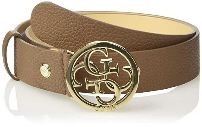Guess Shailene Adjustable, Ceinture Femme, Gris Taupe, 85  Amazon.fr ... dc6414d3559