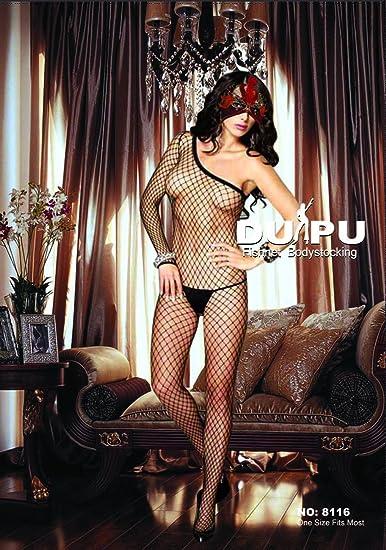 78305f5bc35 Amazon.com  Sexy Underwear Women s Onepiece Strapless Transparent ...