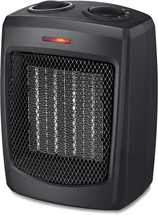 Amazon Com Home Choice Personal Ceramic Space Heater Electric