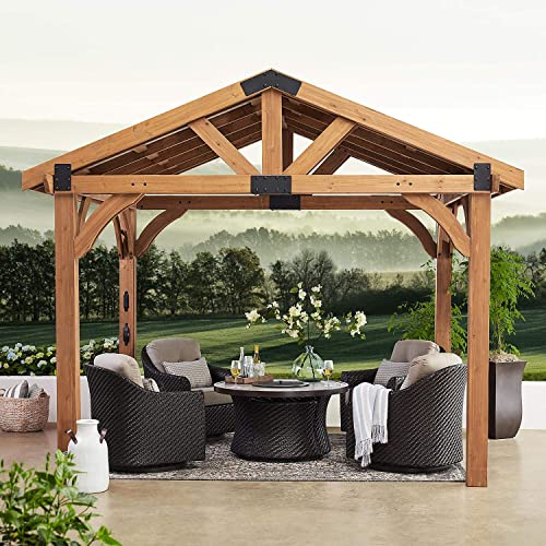 BackyardDiscovery 12' x 10' Brookdale Gazebo