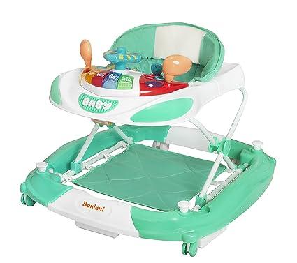 baninni Rosco bn701 - Andador para bebé MENTA: Amazon.es: Bebé