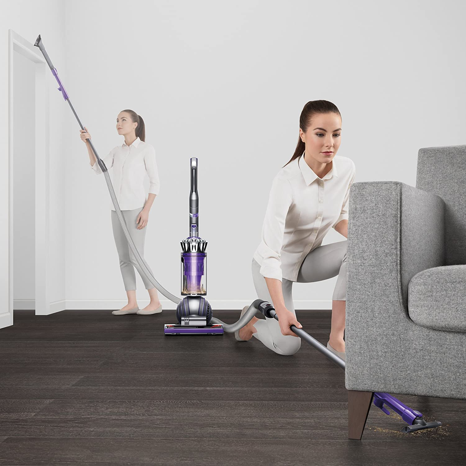 The Dyson Ball Animal 2 offers the extra-long hose