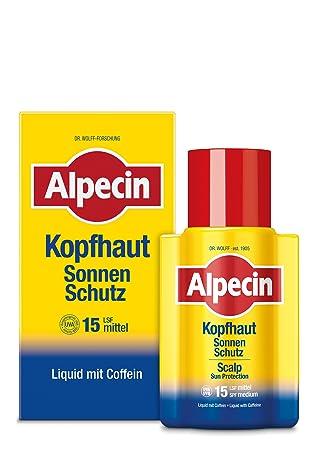 Alpecin Kopfhaut Sonnen Schutz Lsf 15 1x 100ml Schützt Vor
