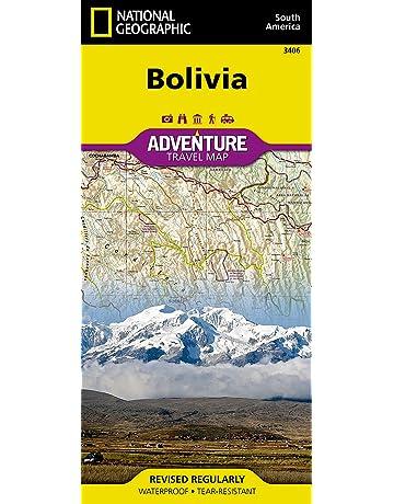 bolivia 9ed anglais