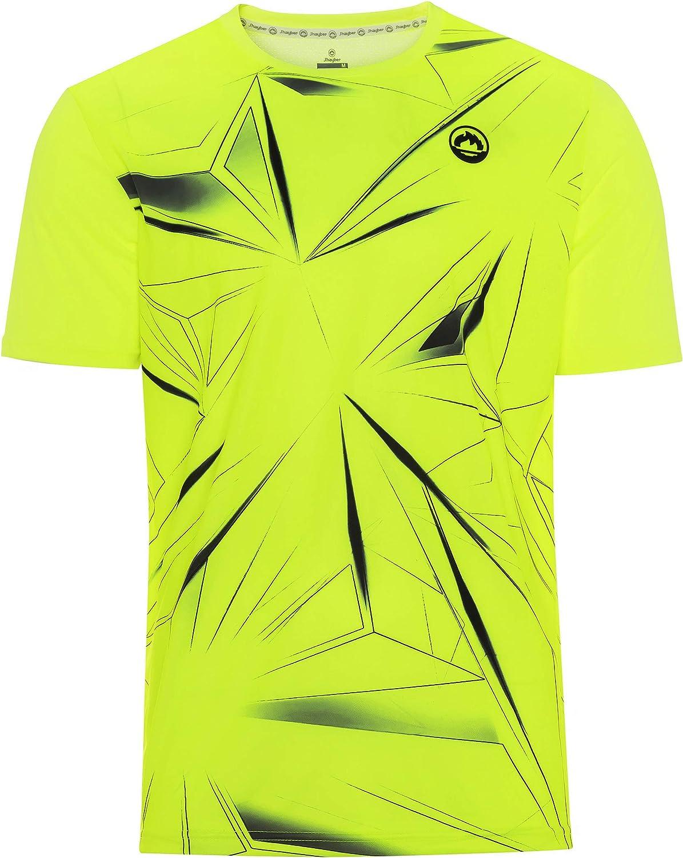 Camiseta Técnica Hombre J´hayber DA3219-600 Yellow. Talla S