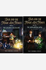 Jack and the Magic Hat Maker (2 Book Series) Kindle Edition