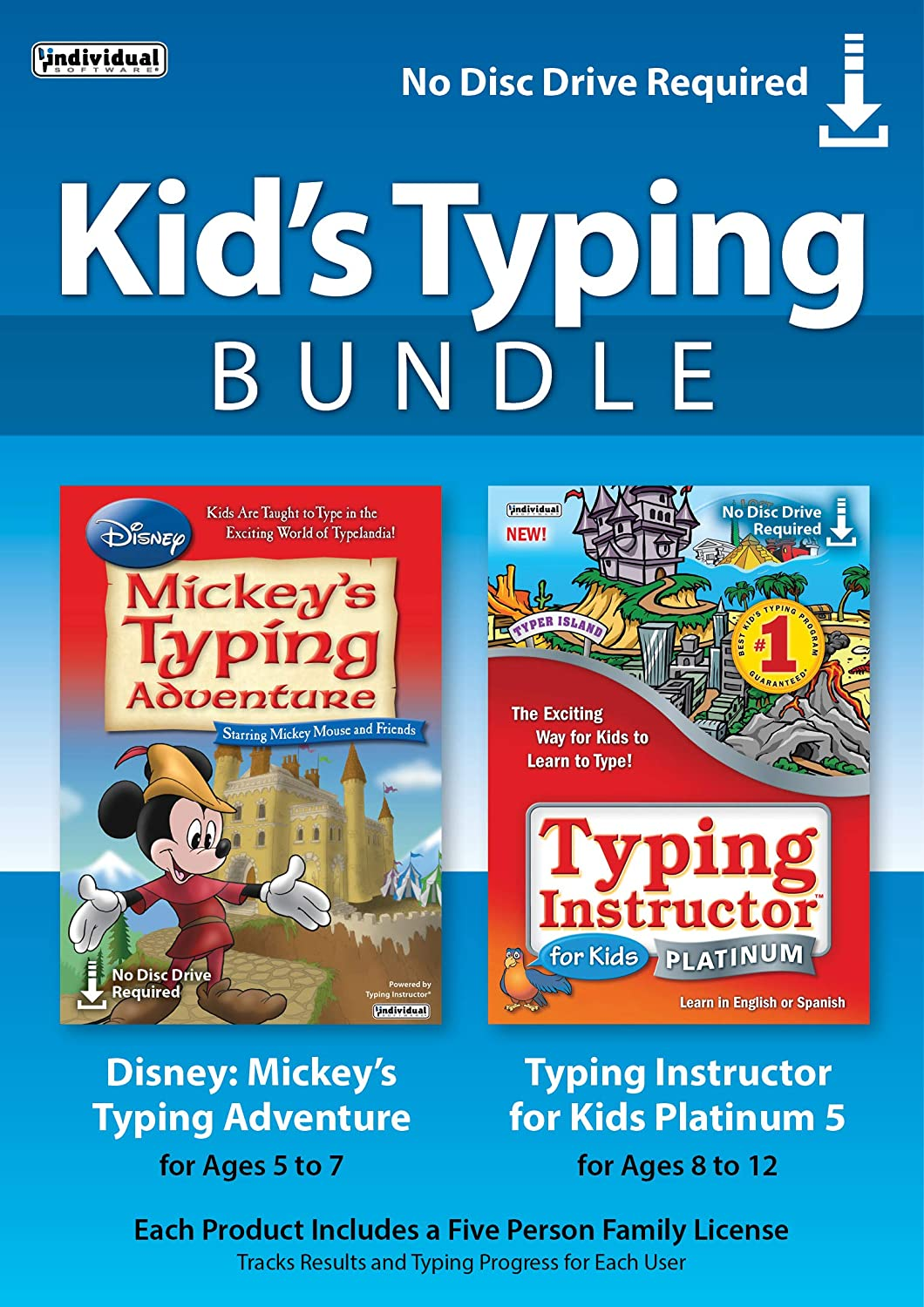 Kid's Typing Bundle [PC Download] 81afgsve3KL