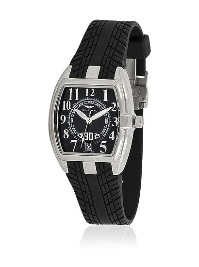 Sandoz 81254-05 - Reloj Fernando Alonso Señora negro/negro
