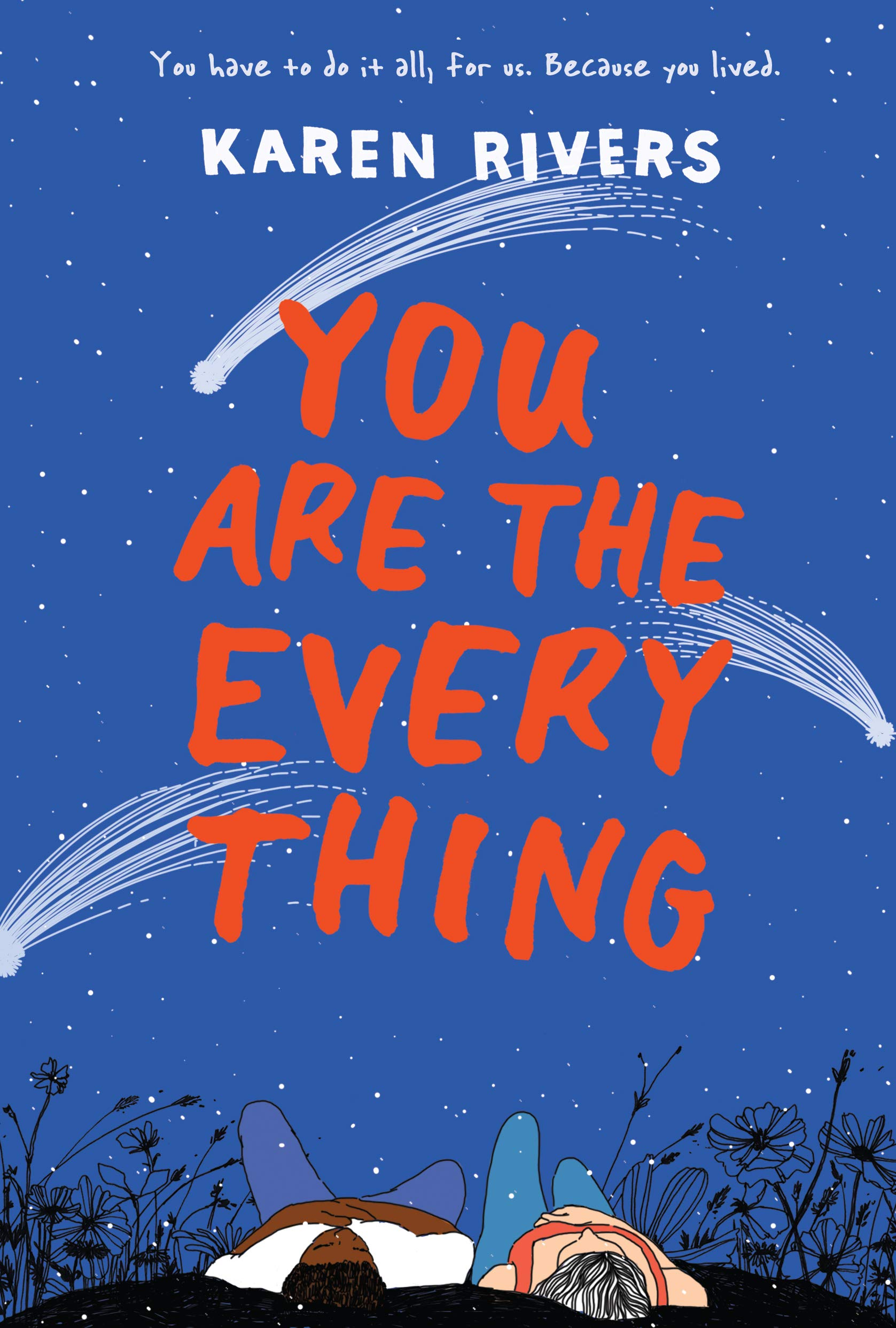 Amazon com: You Are The Everything (9781616208158): Karen Rivers: Books