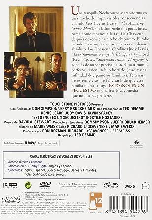Esto (no) es un secuestro [DVD]: Amazon.es: Denis Leary, Judy ...