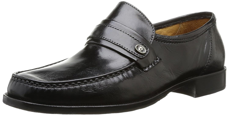 Pierre Cardin Barius, Chaussures de ville homme - Noir (Nappa Noir), 42 EU