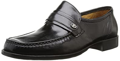 Hombre Cordones Pierre Barius Zapatos Cardin De Cuero Para 1I1Z0xq