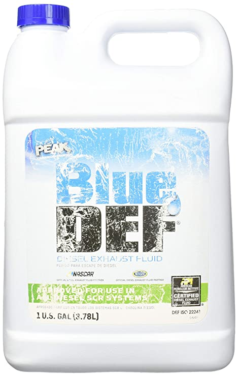 Diesel Exhaust Fluid >> Peak Bluedef Diesel Exhaust Fluid 1 Us Gallon