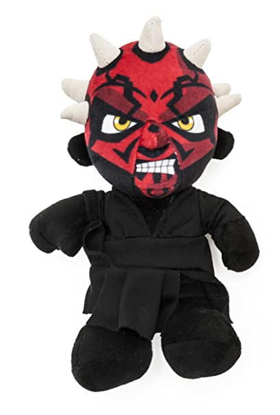 Amazon.com: JOY TOY 1400614 - Peluche de Darth Maul Velboa ...