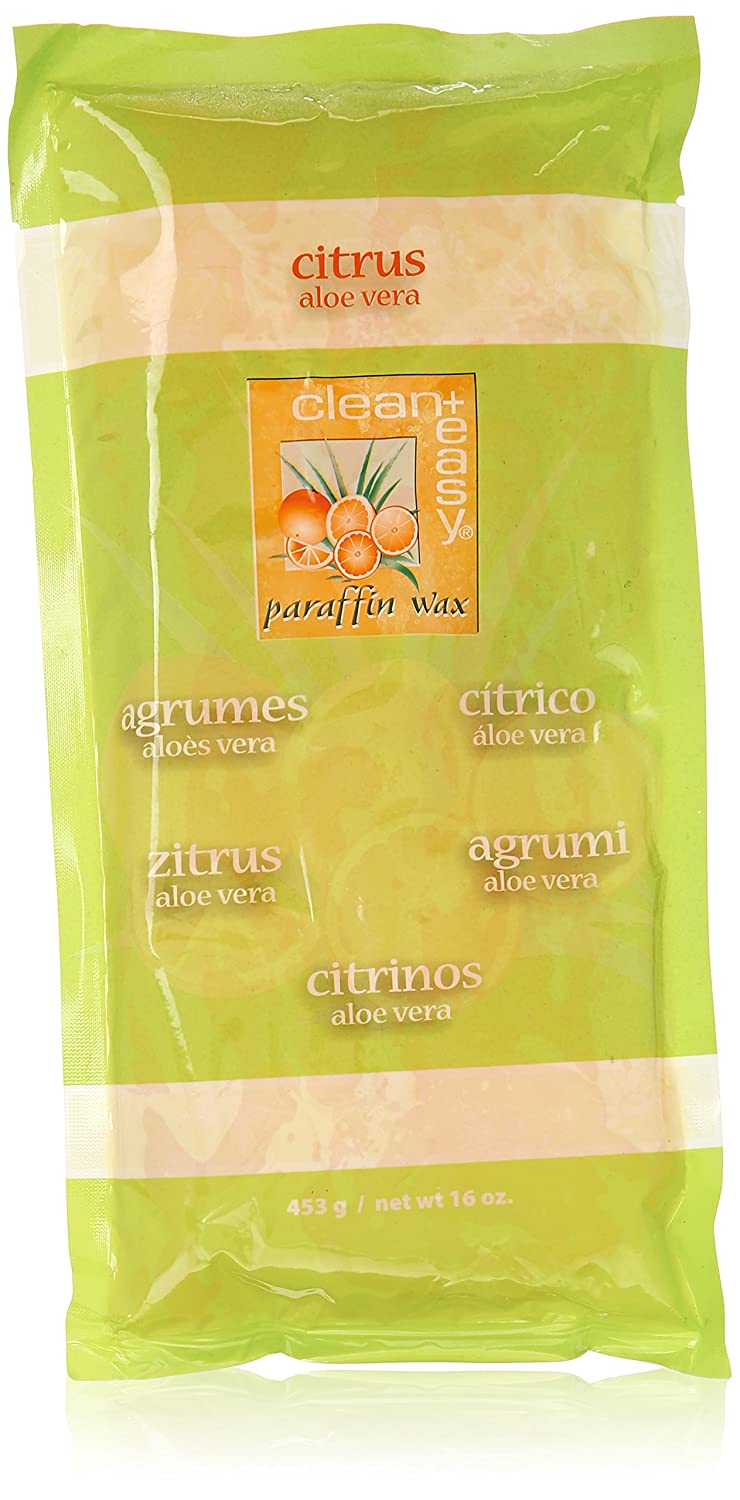 C+E Paraffin Wax, Citrus and Aloe, 16 oz. AB-41140