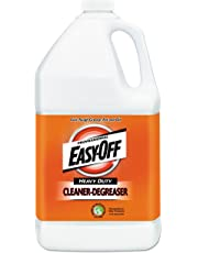 Professional EASY-OFF 89771CT Heavy Duty Cleaner Degreaser Concentrate, 1 Gallon Bottle (Case of 2)