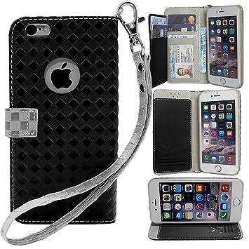 5c2fd868c9 Amazon | apple iPhone 6S/6 4.7inch ケース 手帳型 カバー 手帳型 【GTO ...