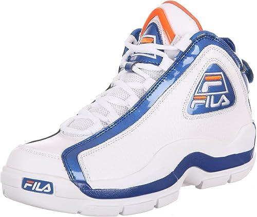 Amazon.com: Fila de los hombres 96 Baloncesto Zapato: Fila ...