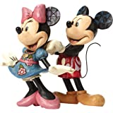 Disney Traditions My Sweetheart Mickey and Minnie Figurine