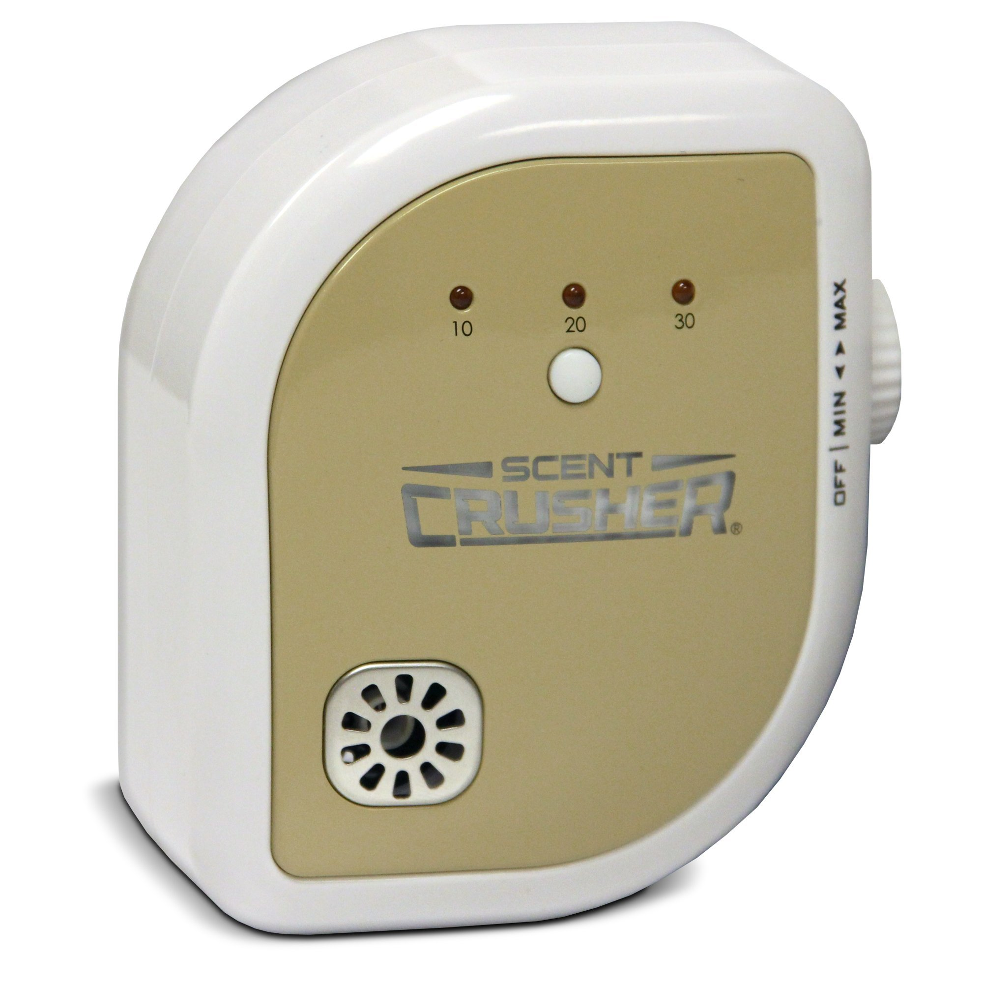 Scent Crusher Room Clean Plug-In Unit, Eliminates Odor, Kills Bacteria, for Home, Cabin, RV in 30 Minutes by Scent Crusher