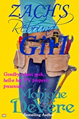 Zach's Rebound Girl (Sizzling Romantic Comedy) Kindle Edition