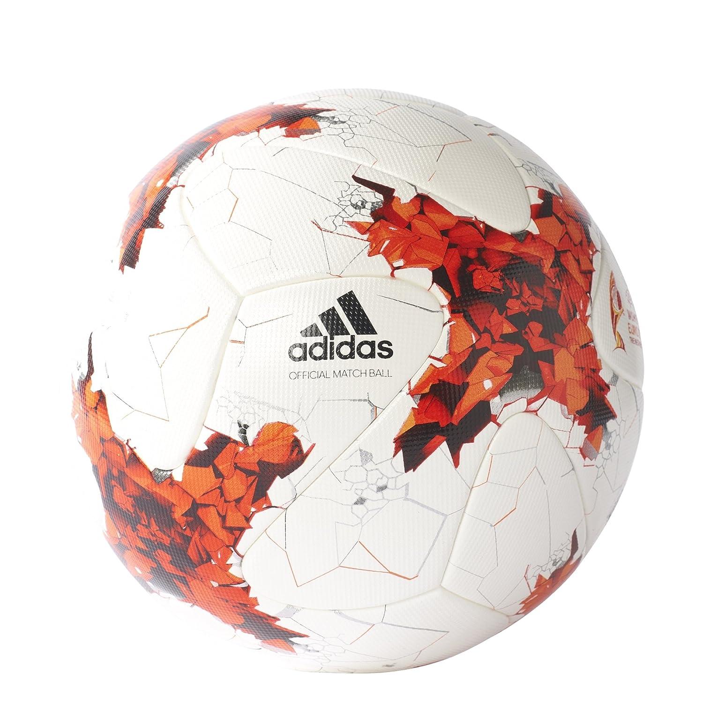 adidas Womens Euro Omb Balón de Fútbol, Hombre, (Blanco), 5 ...