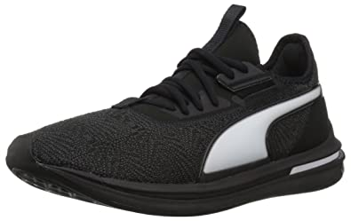 PUMA Men s Ignite Limitless SR-71 Sneaker Black 7 ... e4b4e4174