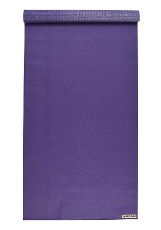 Jade Yoga Voyager Mat Purple Amazon Fr Sports Et Loisirs