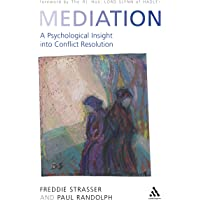 Mediation: A Psychological Insight into Conflict Resolution
