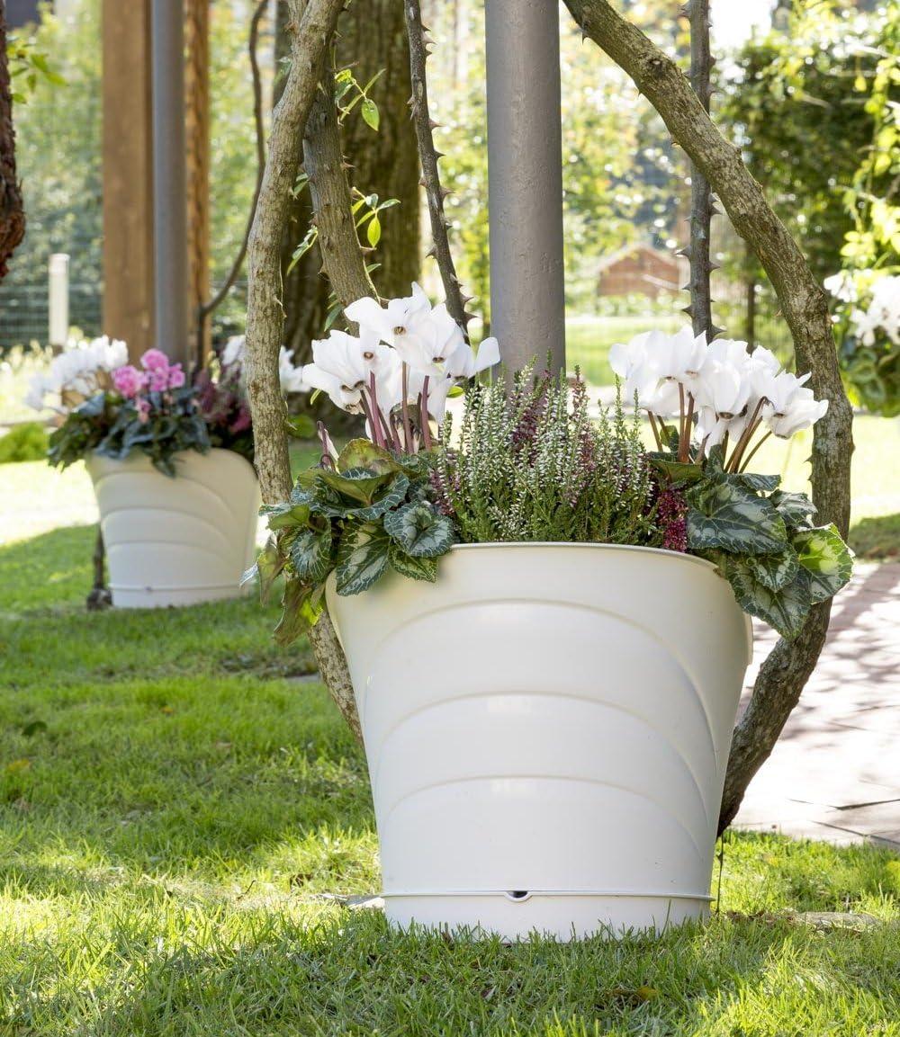 Grey 35x39x30 cm Bama 30510 Plant Pot