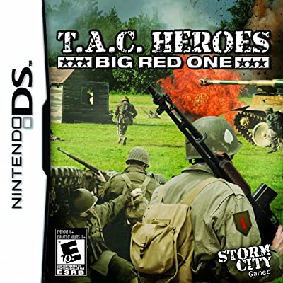 T.A.C. Heroes : Big Red One - Nintendo DS