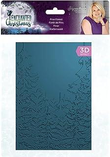 Magischer Mondschein Stempel und Stanzformen Set Crafters Companion Sara Signature Enchanted Christmas mehrfarbig 4,4 cm x 3,3 cm Einheitsgr/ö/ße