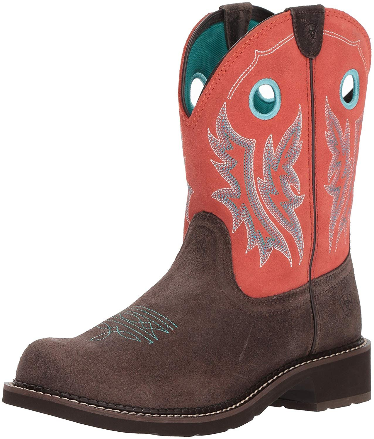 Ariat Women's Fatbaby Heritage Cowgirl Western Boot B07BR72BM5 11 B|Chocolate