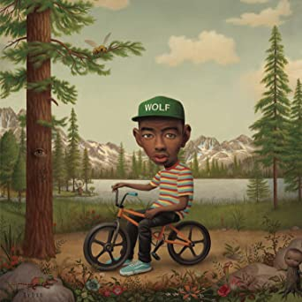 be5c9aace24f Wolf (Limited Deluxe Edition)  2 Vinyl LP + CD   Tyler The Creator ...