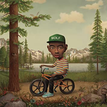 890be92e229bfd Tyler The Creator - Wolf (2LP+CD) - Amazon.com Music