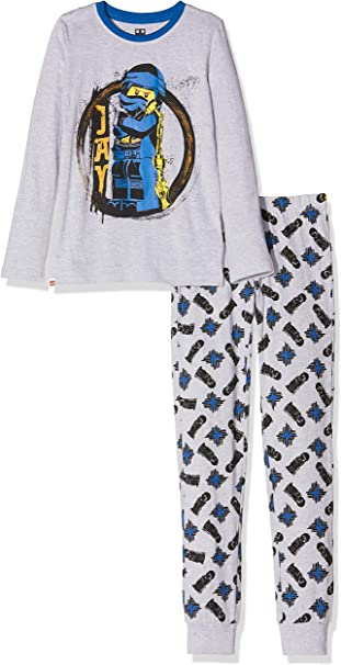 LEGO Jungen Ninjago cm Pyjama Set Zweiteiliger Schlafanzug