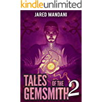 Tales of the Gemsmith - Red: A LitRPG Adventure Series (Aldaron Worlds Book 2) (English Edition)
