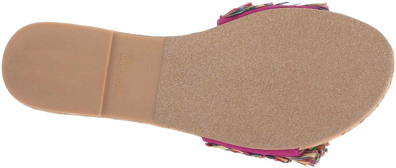 Betsey Johnson Womens Venus Flat Sandal