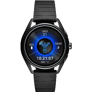 Smartwatch Emporio Armani Connected Gen 5 Matteo Turquesa ...