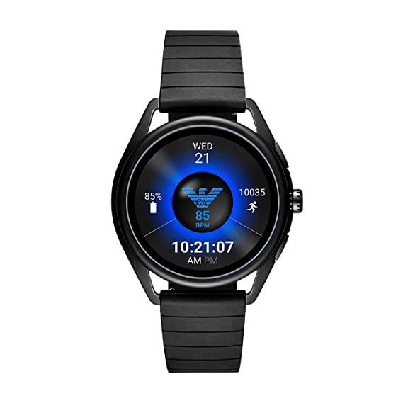 Amazon.com: EMPORIO ARMANI Watch Smartwatch Man Emporio ...