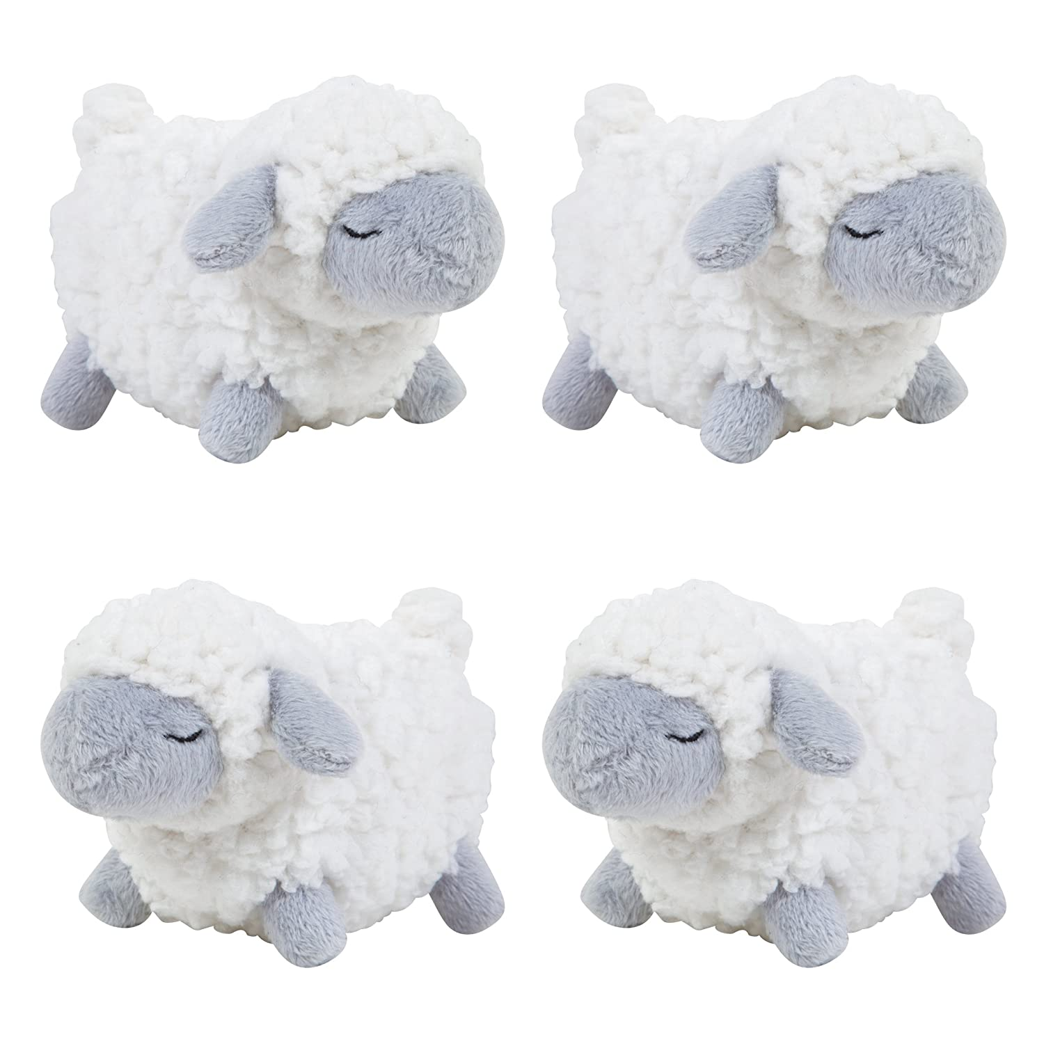 Trend Lab Counting Sheep Musical Mobile White//Gray 102297