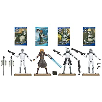 amazon star wars 104th battalion wolf pack clone troopers