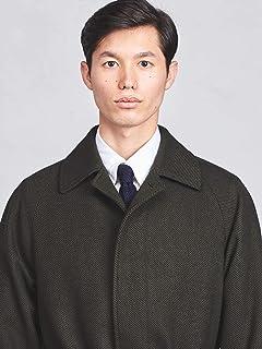 Belted Bal Collar Coat 1125-199-7056: Olive