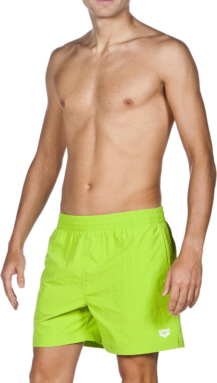 ARENA - Bañador Boxer Fundamentals Sides Vent para Hombre