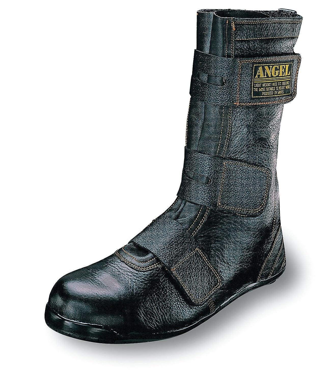 フィットする履き心地で安全性が高い與一たび 牛革製【高所作業用靴】《004-與一たび》 B007NJCY9Q 25.5 cm